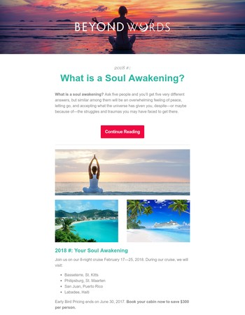 What is a Soul Awakening?