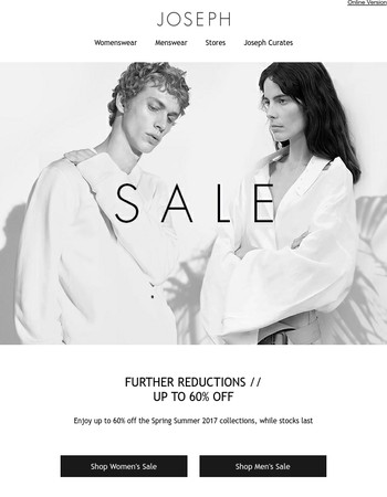 Further Reductions Now Apply