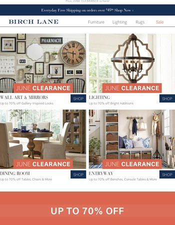 Wall art & mirrors on CLEARANCE. Up to 70% off!