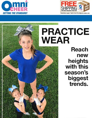New Practice Wear For The New Season