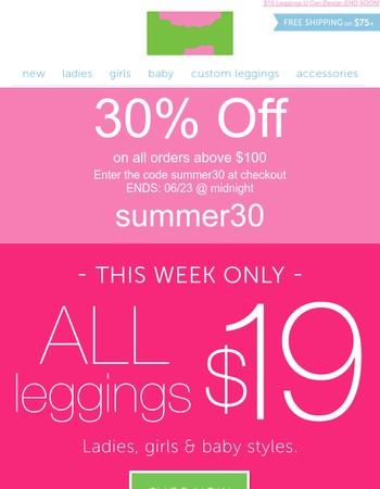 30% off code & VACAY DRESSES!