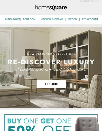 Re-Discover Luxury - New Designer Collections