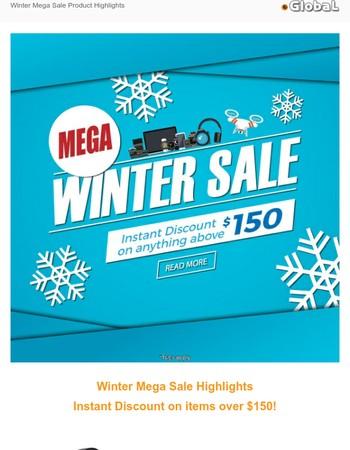 Winter Mega Sale Product Highlights