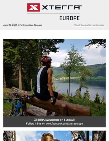 XTERRA European Tour News - June 22, 2017