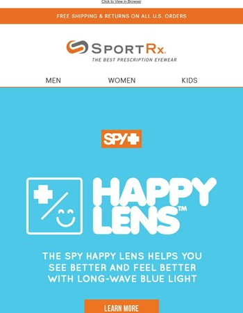 The Only Lens That Improves Mood and Alertness