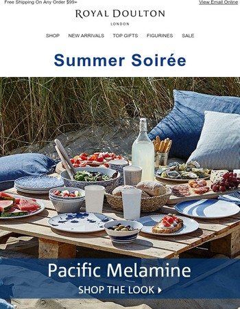 Summer Soiree ☀