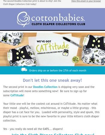Cotton Babies Newsletter