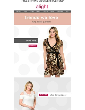 Trends you need this summer–shop now!