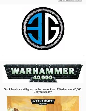 Element Games Newsletter