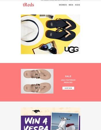 UGG Sandals REDUCED!