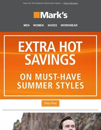 Sun, Sand & Savings! Save On Summer Essentials