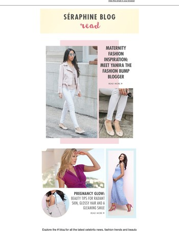 BLOG | Fashion inspo & glow boosting beauty tips