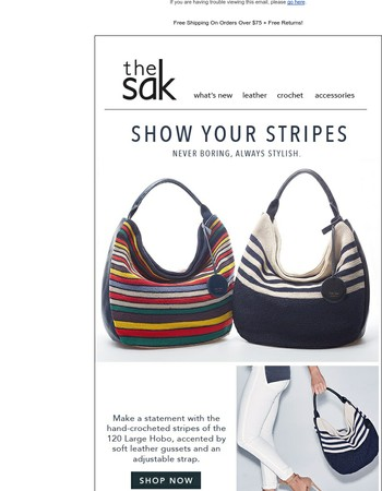 Step Up Your Stripe Game with these Picks!