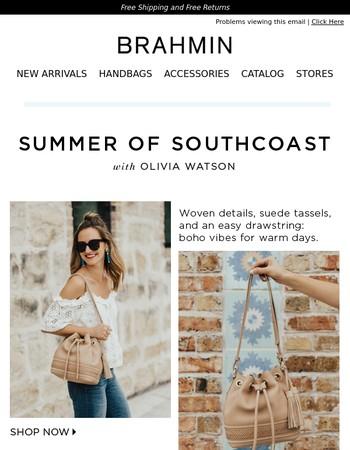 Summer? We Say It's Southcoast Season.
