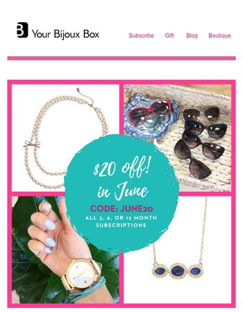 Last Chance for June + Our biggest deal ever!