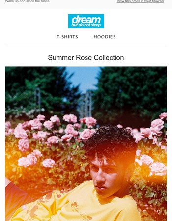 Summer Rose Collection Now Online // 10 Songs You Need To Hear This Week