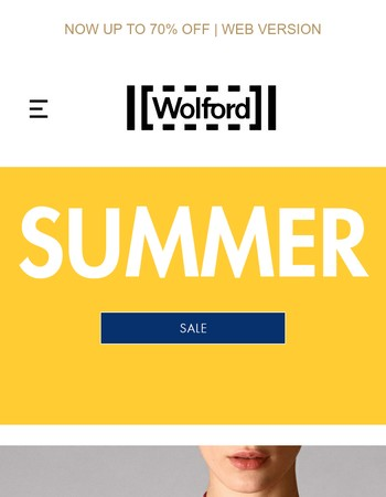 SALE Into Summer.