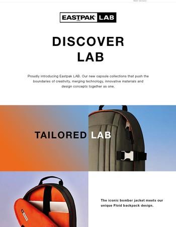 Introducing Eastpak Lab