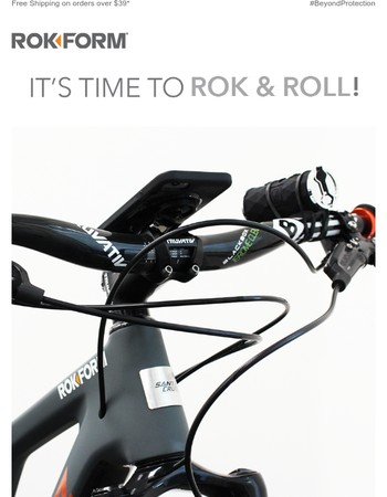 Outdoor Tech Products Now Available from Rokform