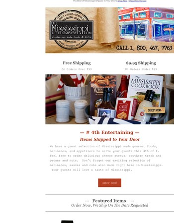 July 4th Entertaining | Enter to Win