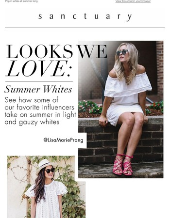 Discover Summer Whites
