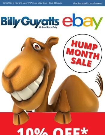 Billy Guyatts Newsletter