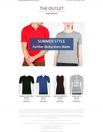 Summer Staples | Selected Styles From £29 | Shop Now...