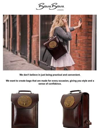 The 'Head-Turner' Backpack: Koey Backpack