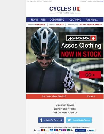 Assos Clothing   Fast International Shipping