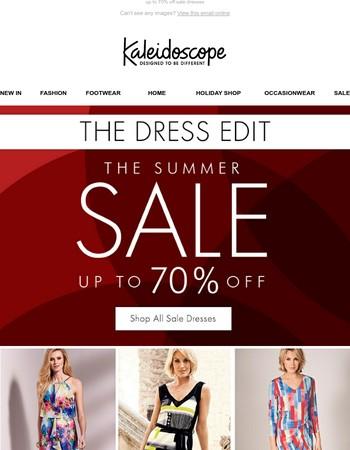 SALE - The Dress Edit!