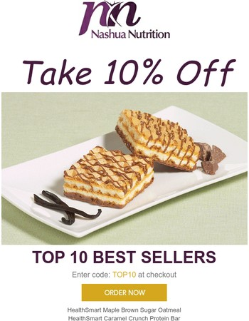 Top 10 Best Sellers On Sale - did your favorite make the list?