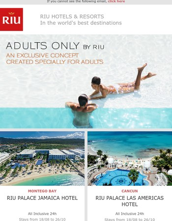 Adults Only hotels: an Exclusive concept to discover