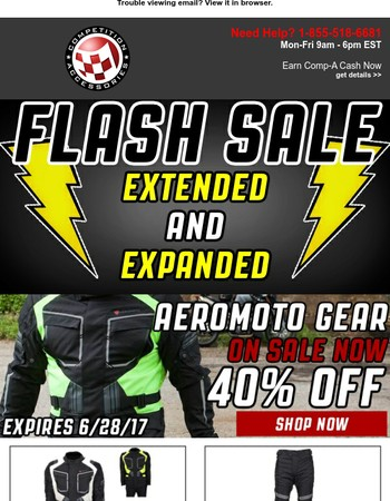 FLASH SALE EXTENDED | Only the Best!
