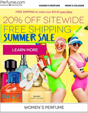 Summer Blowout Extra 20% Off Sitewide