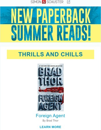 New Paperback Summer Reads!