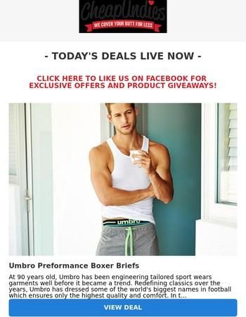 Cheapundies.com Newsletter