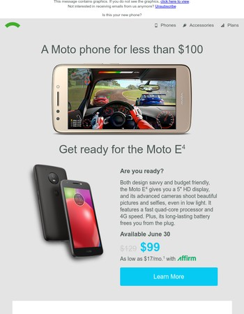 The Moto E⁴ is coming! And price drops are here.