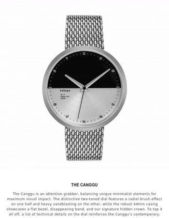 The New Canggu Watch —  Just In Time For Summer
