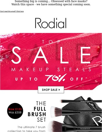 Stock Up On Makeup Steals | Up To 70% Off
