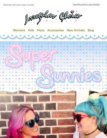 Happy Sunglasses Day!☀