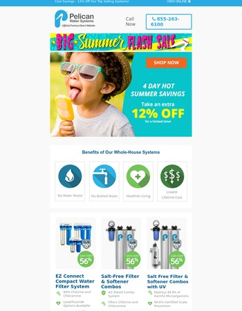 ⚡️ FLASH SALE ⚡️ HOT Summer Deals!
