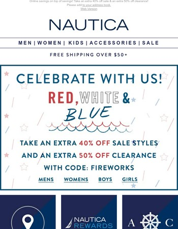 Show Your Colors & Save!