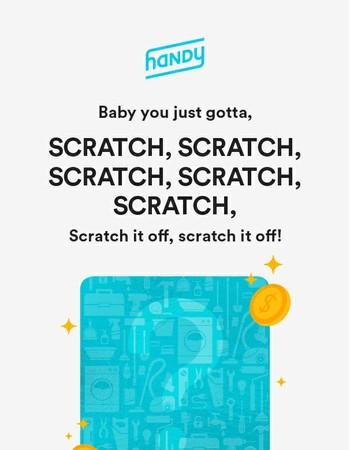 Scratch off & win big!