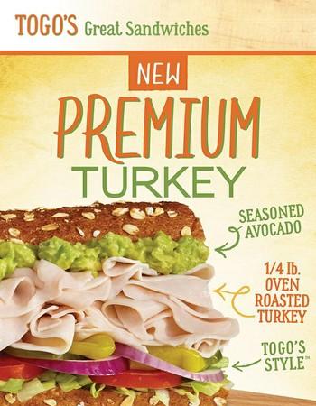 Turkey and Avocado Summer!