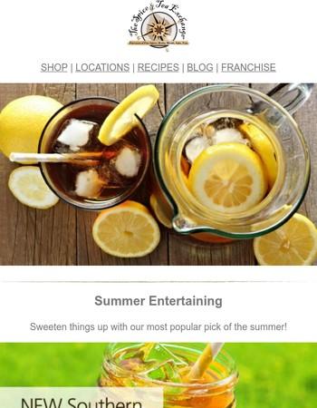 Simply Summer - Entertaining
