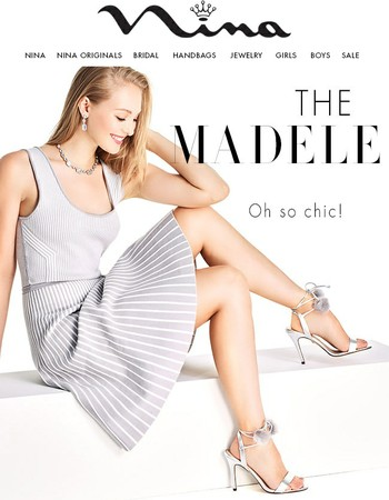 Meet the Madele: Our New Chic Must Have