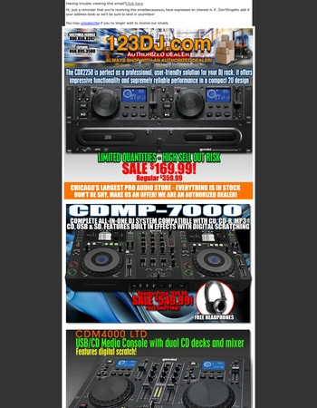 Old School Mixing! Up to 36 Months Special Financing Available