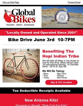 Global Bikes Newsletter