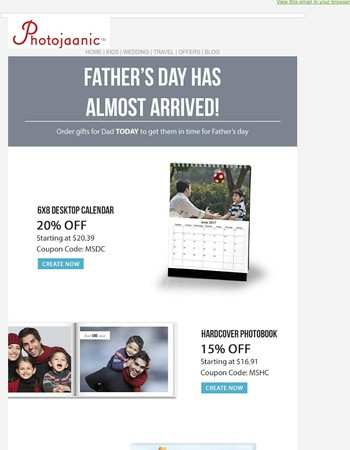 LAST CHANCE | 20% off DAD approved Father's Day gifts