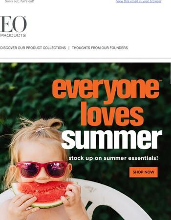 Everyone Loves Summer